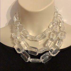 Lane Bryant chunky necklace